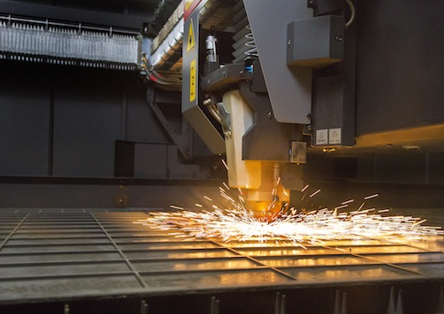 AMADA LASER CUTTER SHEET METAL FABRICATION